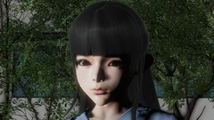 Rika (Lennik232) Tags: linachan poser cute kawaii fantasy 3d 3dart 3dfantasy