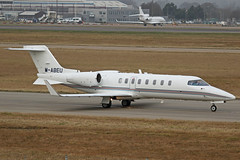 M-ABEU Bombardier Learjet 45 Ryanair Stansted 18th February 2019 (michael_hibbins) Tags: mabeu bombardier learjet 45 ryanair stansted 18th february 2019 aeroplane aerospace aircraft aviation airplane air aero airfields airport airports civil commercial plane planes jet jets business bizjet biz executive private m isle of mann iom