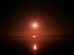 Spacex Manned Mission Launch March 2, 2019 #3 (ScienceLives) Tags: spacex rocket launch nasa capecanaveral port canaveral spaceprogram space night light manned unmanned mission test reflection