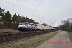 "MRCE ES64 F4-212 ""Linked by Rail"" (Phil.Kn.) Tags: siemens es64f4 189 mrce lte linkedbyrail cdirs tilburgshuttle eisenbahn"