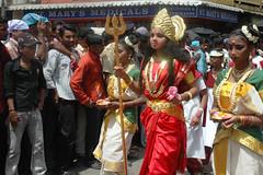 The Walk of the Goddeses (Anoop Negi) Tags: thripunithra kerala india festival attachamayam anoop negi photo photography god goddess red trident hinduism hindu індія индия индија הודו ינדיאַ الهند بھارت هندوستان อินเดีย ấn độ インド 印度 بھارتấnđộינדיאַ 인도 inde indie indien intia ãndia indiã