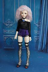 IMG_9255-11 (Elena_art) Tags: msd minifee mod chloe custom fairyland pastelgoth bjd etsy