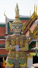 2019-02-07_15-07-15_ILCE-6500_DSC06845_DxO (miguel.discart) Tags: 2019 85mm bangkok boudha buddhism buddhisttemple createdbydxo culte damnoensaduak dxo e18135mmf3556oss editedphoto focallength85mm focallengthin35mmformat85mm holiday ilce6500 iso100 lieudeculte meteo placeofworship sony sonyilce6500 sonyilce6500e18135mmf3556oss statue temple thailand thailande travel vacances voyage watphrakeo weather worship