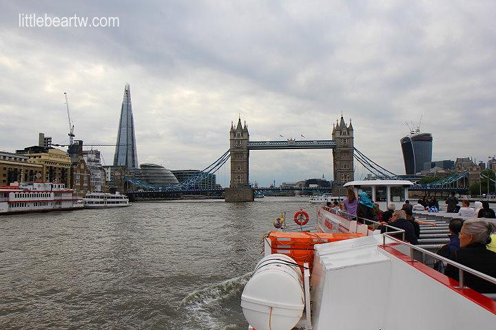 泰晤士河遊船Thames Citycruise-44