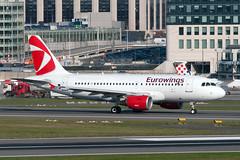 OK-NEO_20190401_49298_M (Black Labrador13) Tags: okneo airbus a319 a319112 csa eurowings bru ebbr avion plane aircraft vliegtuig airliners civil