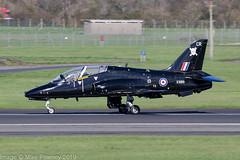 XX189 - 1977 build Hawker Siddeley Hawk T.1A, arriving on Runway 30 at Prestwick (egcc) Tags: cr 036 41h312036 736nas egpk hawk hawkt1a hawkersiddeley jw191 jointwarrior jointwarrior191 lightroom pik prestwick rn royalnavy xx189