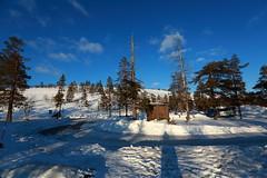 Ylläs Scenic road_2019_04_09_0053 (FarmerJohnn) Tags: lappi lapland suomi finland äkäslompolo ylläsjärvi pohjoinen north arctic arktinen kevät spring huhtikuu april hiihto skiing crosscountryskiing maisema view scenic näköala loma holiday holidayresort tunturi mountain fell aurinkoinen sunny 2019 canon canoneos5dmarkiii canonef1635l28iiusmjuhani anttonen