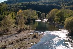 Río Fluvià (Artal B.) Tags: besalú girona catalunya riufluvià río agua campo paisaje landscape river water árbol bosque