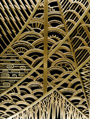 X_P1130569 (Menny Borovski) Tags: chaninbuilding chanin building architecturaldetail detail grill artdeco newyork brass