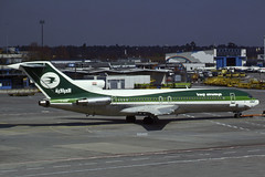 YI-AGM (Iraqi Airways) (Steelhead 2010) Tags: iraqiairways boeing b727 b727200 fra yireg yiagm