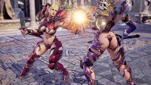 Soul Calibur VI - Hentai Outfits - a photo on Flickriver