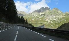 SS27 Colle del Gran San Bernardo-3 (European Roads) Tags: ss27 colle del gran san bernardo italia suisse switzerland grand saintbernard strada statale