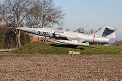 Sirjansland 2019 : F-104G FX45 as D-8030 (Hermen Goud Photography) Tags: belgianairforce belgium d8030 fx45f104g militair preserved preservedmuseum aircraft aviation