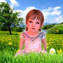 ♛ Harmony ♛ (KawaiiJaysus) Tags: cute little girl edit