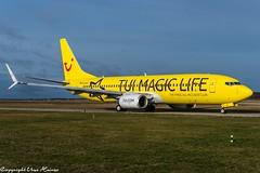TUIfly D-ATUG (U. Heinze) Tags: aircraft airlines airways airplane planespotting plane flugzeug haj hannoverlangenhagenairporthaj eddv nikon d610 nikon28300mm