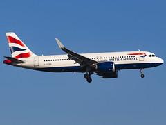 British Airways   Airbus A320-251N   G-TTNE (MTV Aviation Photography) Tags: british airways airbus a320251n gttne britishairways airbusa320251n ba londonheathrow heathrow lhr egll canon canon7d canon7dmkii neo