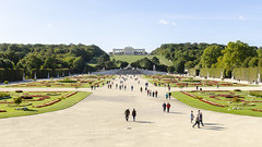 Grounds of Schonbrunn Palace 4 (rschnaible) Tags: vienna austria europe schonbrunn palace castle old history historical outdoor sightseeing building architecture