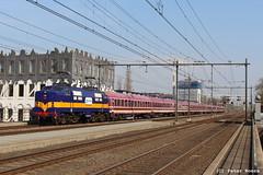RXP+IGSO in Amersfoort, 30-03-2019 (PeterBrabant) Tags: rxp 1251 amersfoort koppelpoort igso