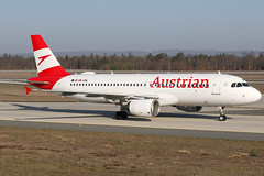 OE-LBL 30032019 (Tristar1011) Tags: eddf fra frankfurtmain frankfurt austrianairlines austrian airbus a320200 a320 oelbl ausseerland