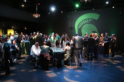 NCAA Final Four VIP Reception, April 2019