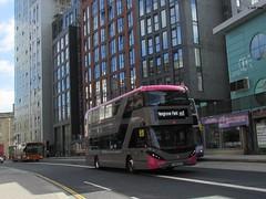 YN68EUV (jeff.day48) Tags: yn68euv 2926 ctplus bristolcommunitytransport firstwestofengland metrobus m1 rupertstreet bristol scania n280ud adl enviro400 cbg city 2door