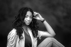 Alexis102 (Litratistica Images NYC) Tags: ebony november newyorkcity centralpark nyc blackandwhite blackgirl new model park monochrome monochromatic rocks face litratisticaimages earldolphy ebonygirl