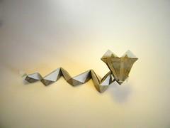 Serpiente - Fernando Gilgado (Rui.Roda) Tags: origami papiroflexia papierfalten serpent snake cobra serpiente fernando gilgado