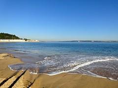 Quiet Hi-Tide (Mafalda2001) Tags: oeiras beaches winter