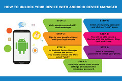 How to Unlock Your Android Device Using Android Device Manager (hackercombat) Tags: android androidsecurity security technology androiddevicemanager adm