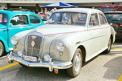 Wolseley 15-50 1956-1958 30.9.2018 4239 (orangevolvobusdriver4u) Tags: wolseleyengland wolseley england 2018 archiv2018 car auto klassik classic oldtimer schweiz suisse switzerland bleienbach wolseley1550 1550