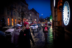Kraków Karmelicka (Marat.Ph.Dakunin) Tags: krakow cracow kraków karmelicka street winter colors colourful