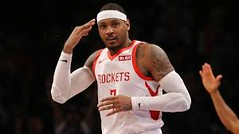 Rockets to exchange Carmelo Anthony to Bulls, however is required to be discharged once he clears waivers, per reports (anna_shirk4) Tags: rockets exchange carmelo anthony bulls however is required be discharged once he clears waivers per reports