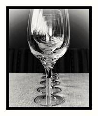 5erReihe (jeilmer) Tags: sw bw glas abstract abstrakt reihe spiegelung reflection reflektion