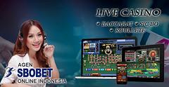 Live Casino Sbobet (sonicm035) Tags: sbobet casino agen indonesia