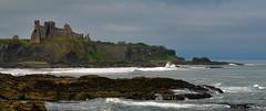 Scotland - Ecosse - Tantallon castle (AlCapitol) Tags: scotland ecosse nikon d800 castle châteaudetantallon ruines