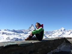Zermatt (Romi Corte) Tags: zermatt cervino snow sunny happyday aunpassodalcielo