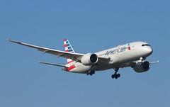 N800AN Boeing 787-8 Dreamliner American Airlines (R.K.C. Photography) Tags: n800an boeing 7878 b787 dreamliner aal aa american americanairlines london england unitedkingdom uk londonheathrowairport lhr egll canoneos100d