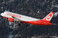 OE-LOD (toptag) Tags: airbusa320214 oelod lauda motion inn lowi innsbruck aviation snow mountain winter