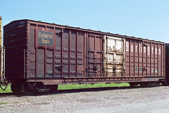 CB&Q Class XM-4C 49631 (Chuck Zeiler 54) Tags: cbq class xm4c 49631 burlington railroad boxcar box car freight cicero train chuckzeiler chz