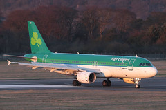 Airbus A320-214 EI-DEF Aer Lingus (Mark McEwan) Tags: airbus a320 a320214 eidef aerlingus aviation aircraft airplane airliner edi edinburghairport edinburgh