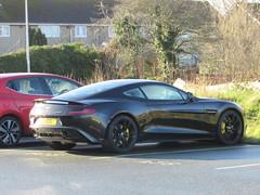 Photo of Aston Martin Vanquish V12