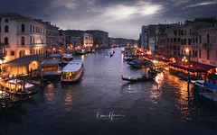 Rialto (RHS@Arg) Tags: microfourthirds omdem1 olympus bluehour sunset m43 venice italy omd italia horaazul venecia microcuatrotercios zuiko1240mm28