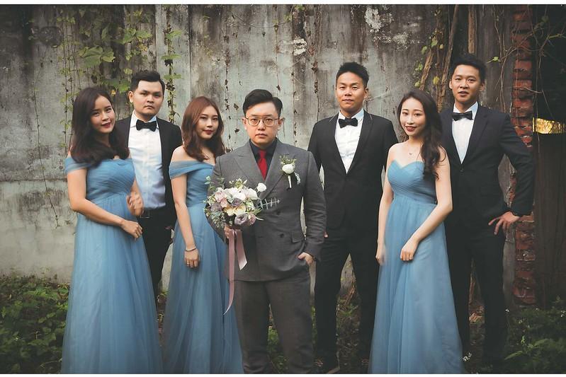 夢幻證婚堂,婚禮派對,男友白襯衫,萊特薇庭,閨蜜照