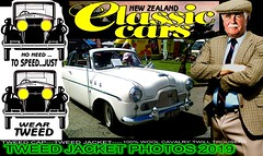 Granpa Likes To Wear Tweed  part 5 (Save The Last Ocean) Tags: vintagecarclub vintagecar oldschool retro man fashion poster sign outdoor distinguished gentlemans cap tweed wearing car nz kiwi older oldman granpa classic auto vehicles cavalrytwilltrousers rally show club menswear scottish houndstooth uk british woven yorkshire 2019 nokia headlight art blazer plaid auckland hamilton rotorua tauranga gisbourne napier hastings wellington nelson christchurch dunedin invercargill city tweedcap tweedjacket citycouncil newplymouth whanganui wanganui rockandhop parked road street tweedjacketphotos sedan saloon manwearingtweedjacket menstweedjacket ride run dapper
