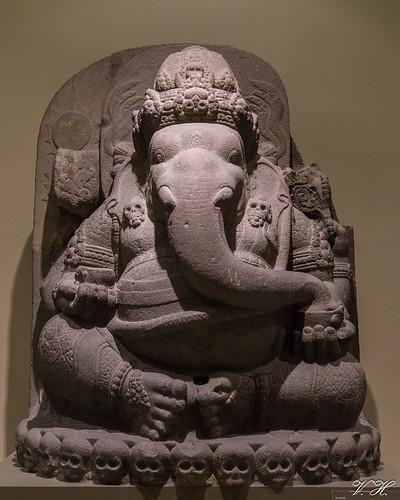 2016/07/21 11h27 Ganesa (East Java art, 10-11ème siècle), Bangkok National Museum