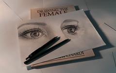 (ana_kapetan_design) Tags: art drawing eye eyes stilllife