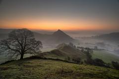 Chrome in mist (Twiglet Images) Tags: nikond810 nikon peakdistrict peak chrome hill parkhouse mist misty benro