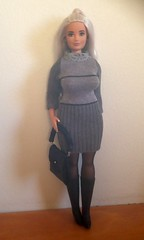 IMG_6289 (pirittamy) Tags: curvy barbie busty platinum pop boots dress