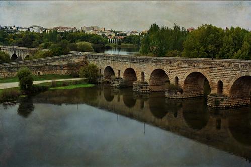 Roman Bridge, Merida