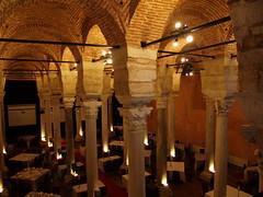 Constantinople. The Cistern (pawelfilipczak) Tags: constantinople byzantium art architecture istanbul